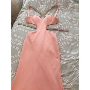 One-Piece Faviana Prom Dress